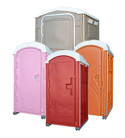 polyportables portable toilet range 2